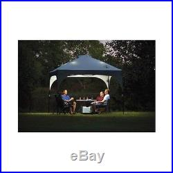 Canopy Tent Gazebo Wedding Party Lights Pavilion Outdoor Events Shelter 10 x 10