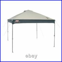 Canopy Tent Straight Leg Instant Gazebo 10x10 Heavy-Duty Outdoor Camping New