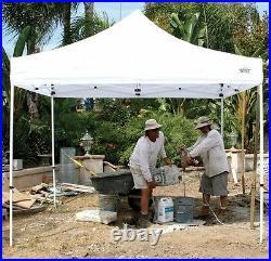 Caravan 10 x 10 Alumashade Canopy Package kit deal white