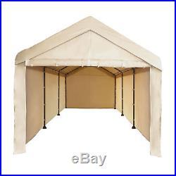 Caravan Canopy Mega Domain Car Port 8 Leg Sidewalls (Not Including Frame/Roof)