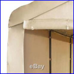 Caravan Canopy Mega Domain Car Port Sidewalls excluding Frame/Roof (Open Box)