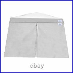 Caravan Canopy V-Series 12x12 Tent Sidewalls (2 Pack)