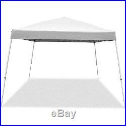 Caravan Sports 12x12 V-Series 2 Instant Canopy Kit White