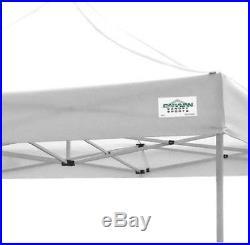 Caravan Sports Titanshade Canopy 10 ft. X 10 ft Outdoor Shade Tent Shelter New