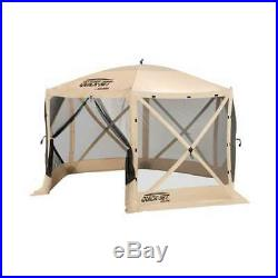 Clam Quick Set Escape Portable Camping Gazebo Canopy Shelter Screen (For Parts)