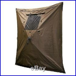 Clam Quick-Set Escape Portable Outdoor Gazebo Canopy Screen + 3 Wind Panels