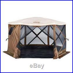Clam Quick Set Escape Sky Camper Portable Gazebo Canopy Shelter (Open Box)
