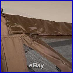 Clam Quick Set Escape XL Portable Camping Outdoor Canopy Shelter Screen (Used)