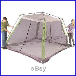 Coleman 10'x10' Instant Canopy/Screen House Green