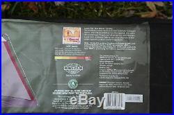 Coleman 10'x10' Slant Leg Instant Screenhouse Canopy New Open Box Bag Dirty