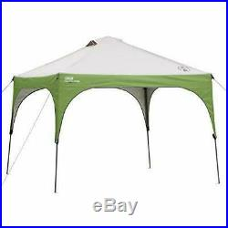 Coleman 10' x 10' Canopy Tent with Instant Setup Sun Shade model 2000023970