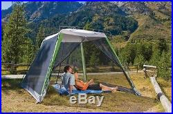 Coleman 10 x 10 Instant Screened Canopy