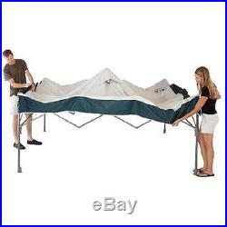 Coleman 10' x 10' Straight Leg Instant Shade Canopy Gazebo Camping Outdoor Gear