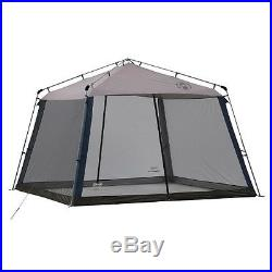 Coleman 11 ft. X 11 ft. Instant Screened Canopy