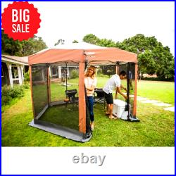 Coleman 12 x 10 Back Home Instant Setup Canopy Sun Shelter Screen House, SALE
