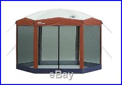 Coleman 12 x 10 Hex Instant Screened Shelter, New