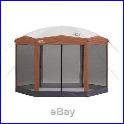 Coleman 12 x 10 Instant Screened Canopy New