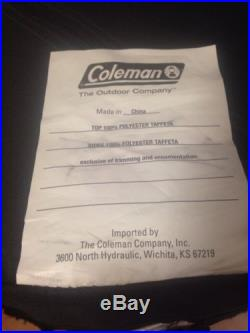 Coleman 12x10 Camping Screened Shelter 2 Door Canopy Backyard Cover Mosquito Net