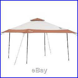 Coleman 13 x 13 Instant Canopy Outdoor Sun Shade Shelter Gazebo Tent Vent Carry