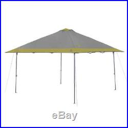 Coleman 13' x 13' Instant Eaved Shelter 169 sq. Ft. Of shade