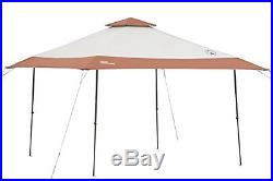 Coleman 13 x 13 Instant Eaved Shelter Camping Shelters, New