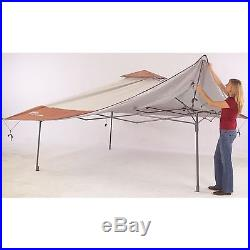 Coleman 13 x 13 Instant Shelters Camping Canopy Canopies Tailgate Camp Shade