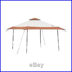 Coleman 13' x 13' Straight Leg Back Home Instant Shelter (169 sq. Ft Coverage)