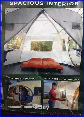 Coleman 16ft x 10ft 10 Person Weathermaster II Screened Tent 20000013062