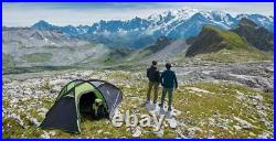 Coleman 3 Person Tent Maluti Blackout Camping Outdoors Hiking Fishing