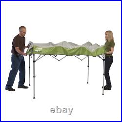 Coleman 7 x 5 Canopy Sun Shelter Tent with Instant Setup