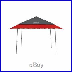 Coleman 9 x 9 Foot Camping Tailgating Backyard Expandable Instant Canopy Shelter