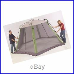 Coleman Back Home Instant Screenhouse Green 15 X 13 Feet