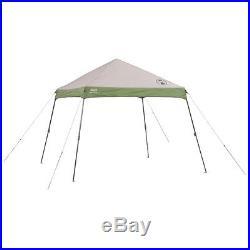 Coleman Canopy Shade Shelter 10' x 10' Slant