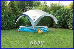 Coleman Gazebo, Fastpitch Shelter for Garden and Camping, Steel Construction