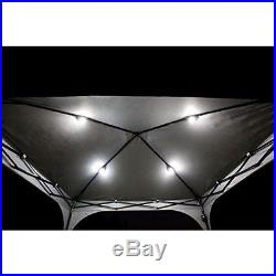 Coleman INSTANT CANOPY, Ultra Bright LED Lighting System CANOPY SHELTER