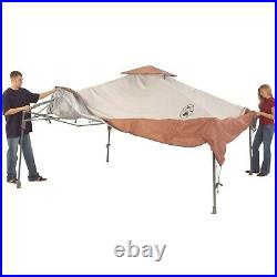 Coleman Instant Beach Canopy 13 x 13 ft Free Shipping