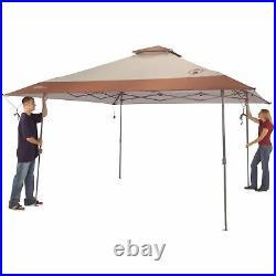Coleman Instant Beach Canopy, 13 x 13 ft Multi 13'x13