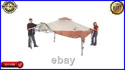 Coleman Instant Beach Canopy, 13 x 13 ft, New, Free Shipping, Perfect for camping