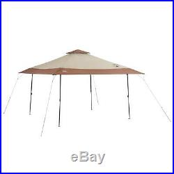 Coleman Instant Beach Canopy Sun Shade Shelter Tent Telescoping Legs 13X13 Ft