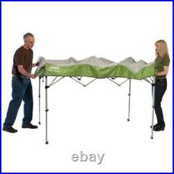 Coleman Instant Canopy Beach Tent Outdoor Garden Backyard Party Shade Gazebo
