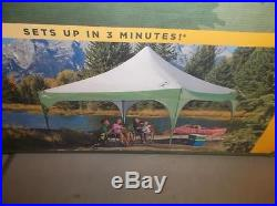 Coleman Instant Canopy Retail $164.99