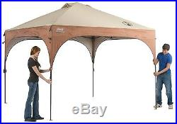 Coleman Instant Canopy with LED Lighting System Coleman