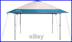 Coleman Instant Eaved Shelter UVGuard 50+ UPF Protection 13 x 13 ft, 169 Sq. Ft