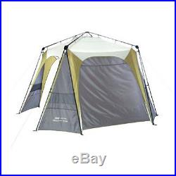 Coleman Instant Event Shade Sunwall Canopy 10'x10' Grey GREY