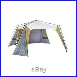 Coleman Instant Event Shade Sunwall Canopy 14'x14' Grey/White