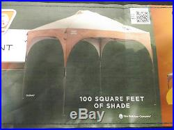 Coleman LED Lighted Instant Canopy $171.78