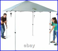 Coleman Light and Fast 10 x10' Instant Pop Up Sun Shelter Shade Canopy Brand New
