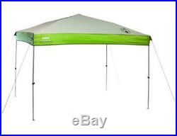 Coleman Portable Camping Tailgating 9'x7' Instant Shelter Shade Canopy withUVGuard