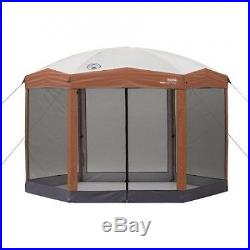 Coleman Screened Canopy Instant Shelter Camping Tent Mosquito BBQ Bugs 12x10 New