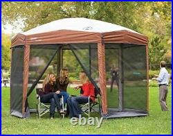 Coleman Screened Canopy Sun Shade 12x10 Tent With Screen. RIP Box Special
